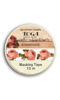 Masking tape 1,5cmx10m Romántico