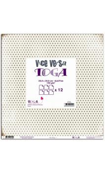 Vice Versa - Lote de 72+6 Hojas 30x30