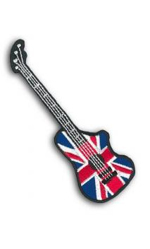 Emblema Termoad Guitarra London