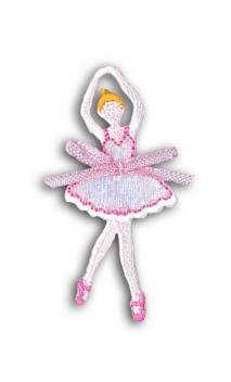 Emblema Termoad Bailarina