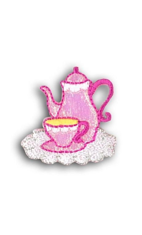 Emblema Termoad Servicio de té
