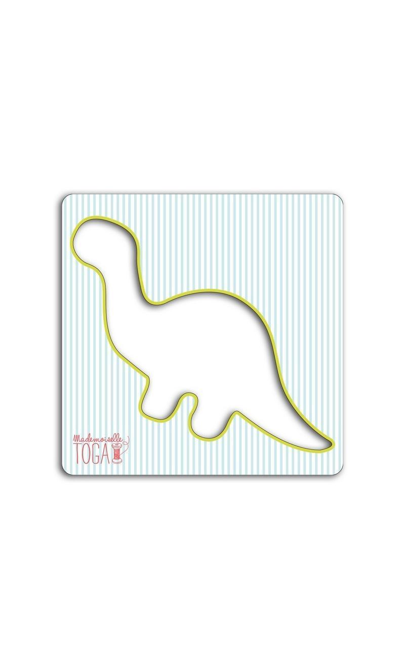 Plantilla para textil dinosaurio basiccrea - Plantillas de decoracion ...