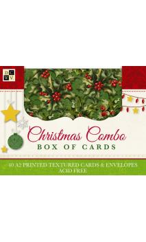 Tarjetas  Christmas Combo Box of Cards