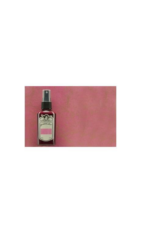 Glimmer mist vaporizador viva pink