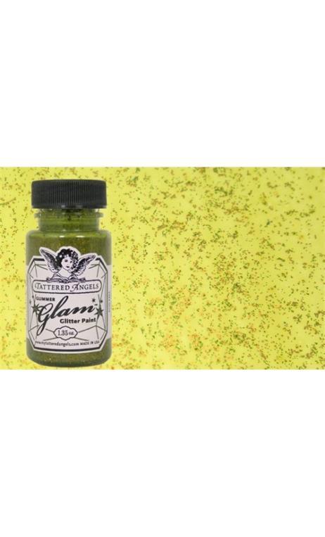 Glimmer glam pintura organic garden