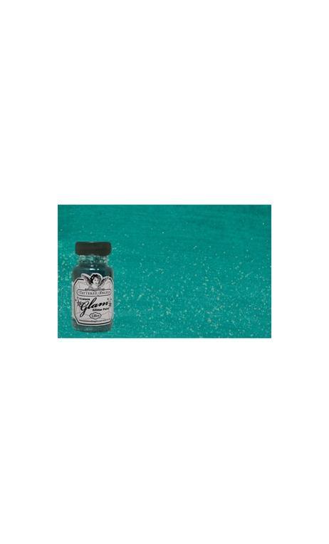 Glimmer glam pintura caspian sea