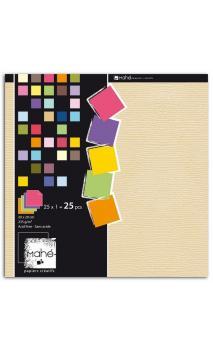 Bloc 20x20 - même couleurs que pb25