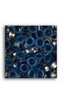 Remaches 1/8 - 100pcs - azul jean
