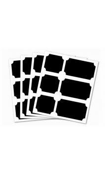 Stickers pizarra-etiquetas