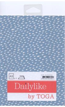 Tela adhesiva a5-gouttelette bleu